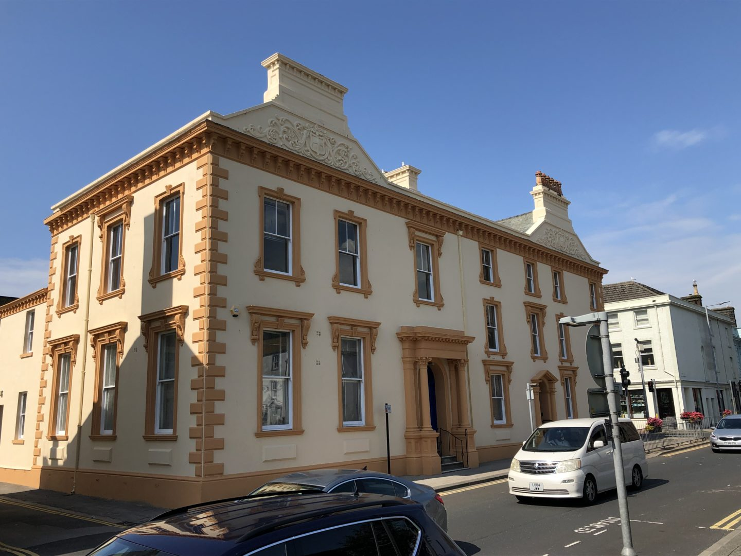 Union Hall, Whitehaven