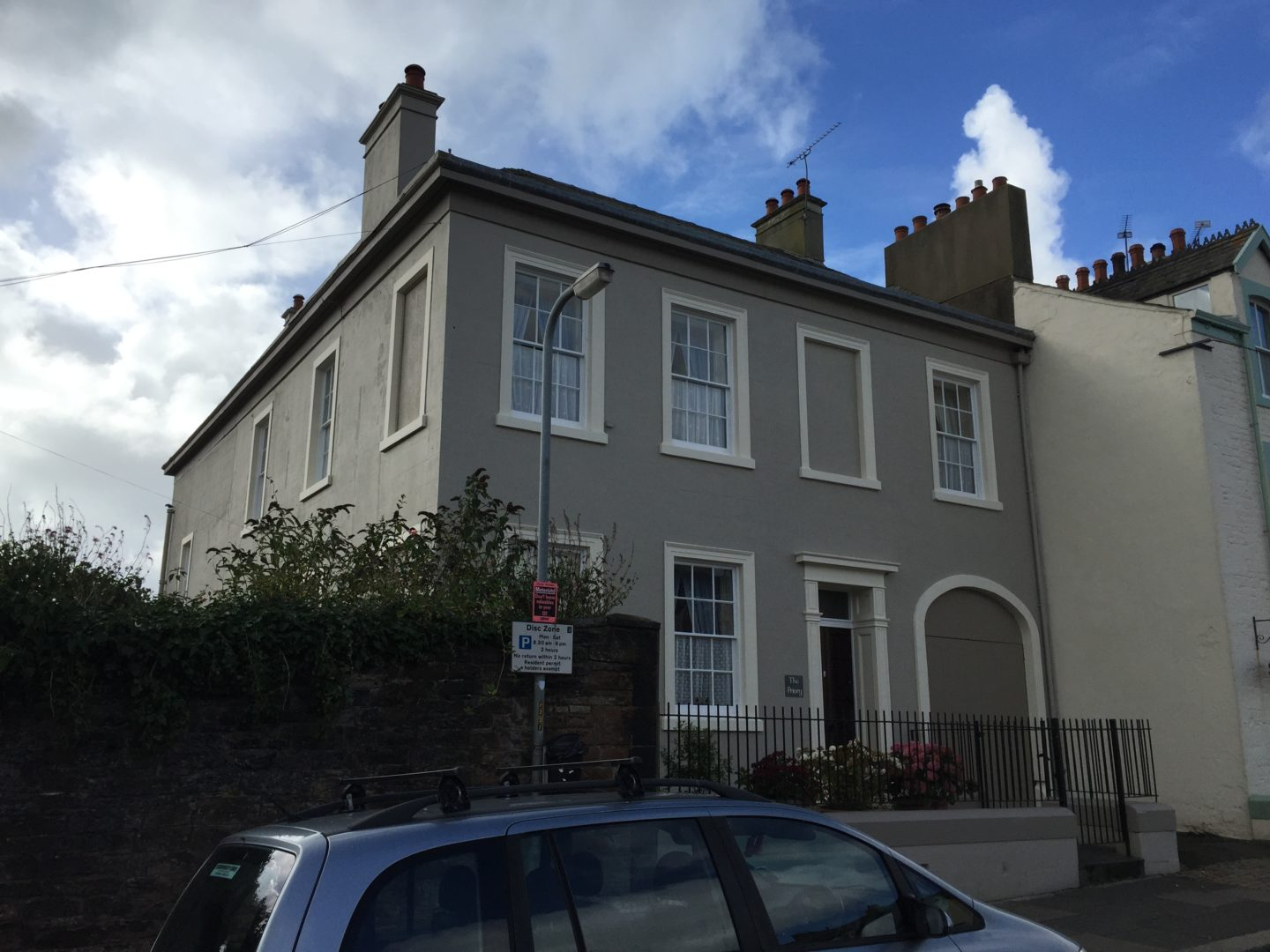 The Priory, Maryport