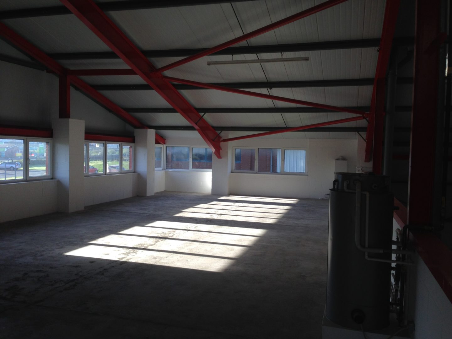 St Helens Business Park – Units 2 & 3