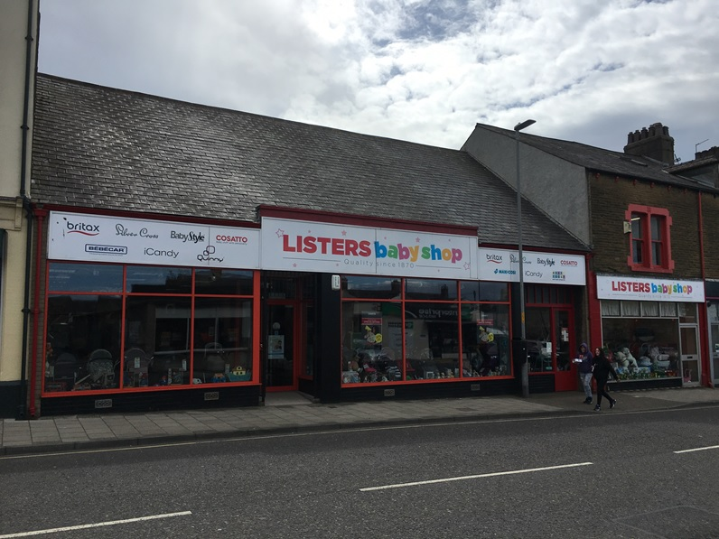 33-41 Oxford Street, Workington – SALE PRICE REDUCED