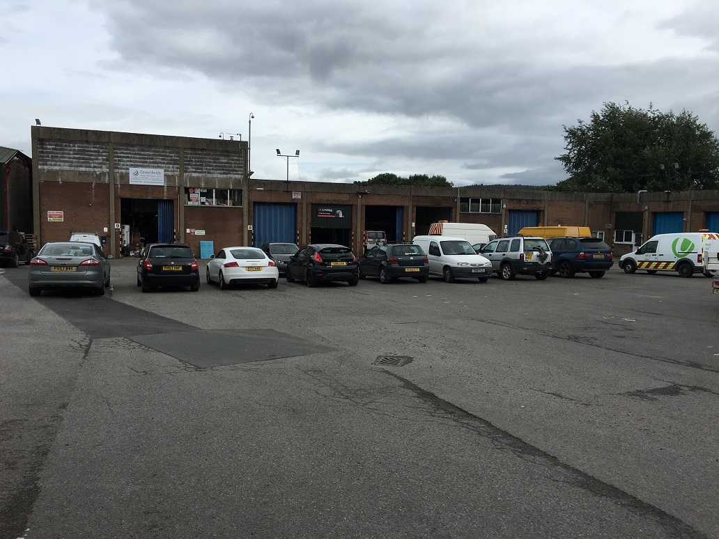 Unit 8, Newtongate Industrial Estate, Penrith