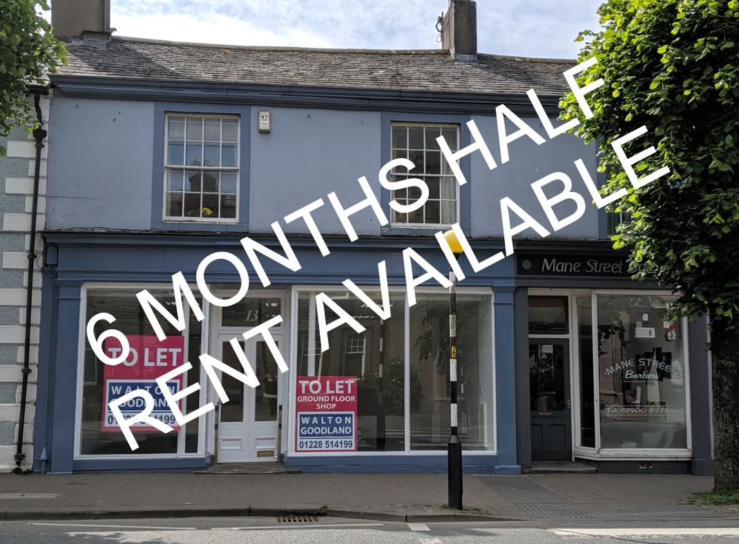 13 Main Street, Cockermouth – UNDER OFFER