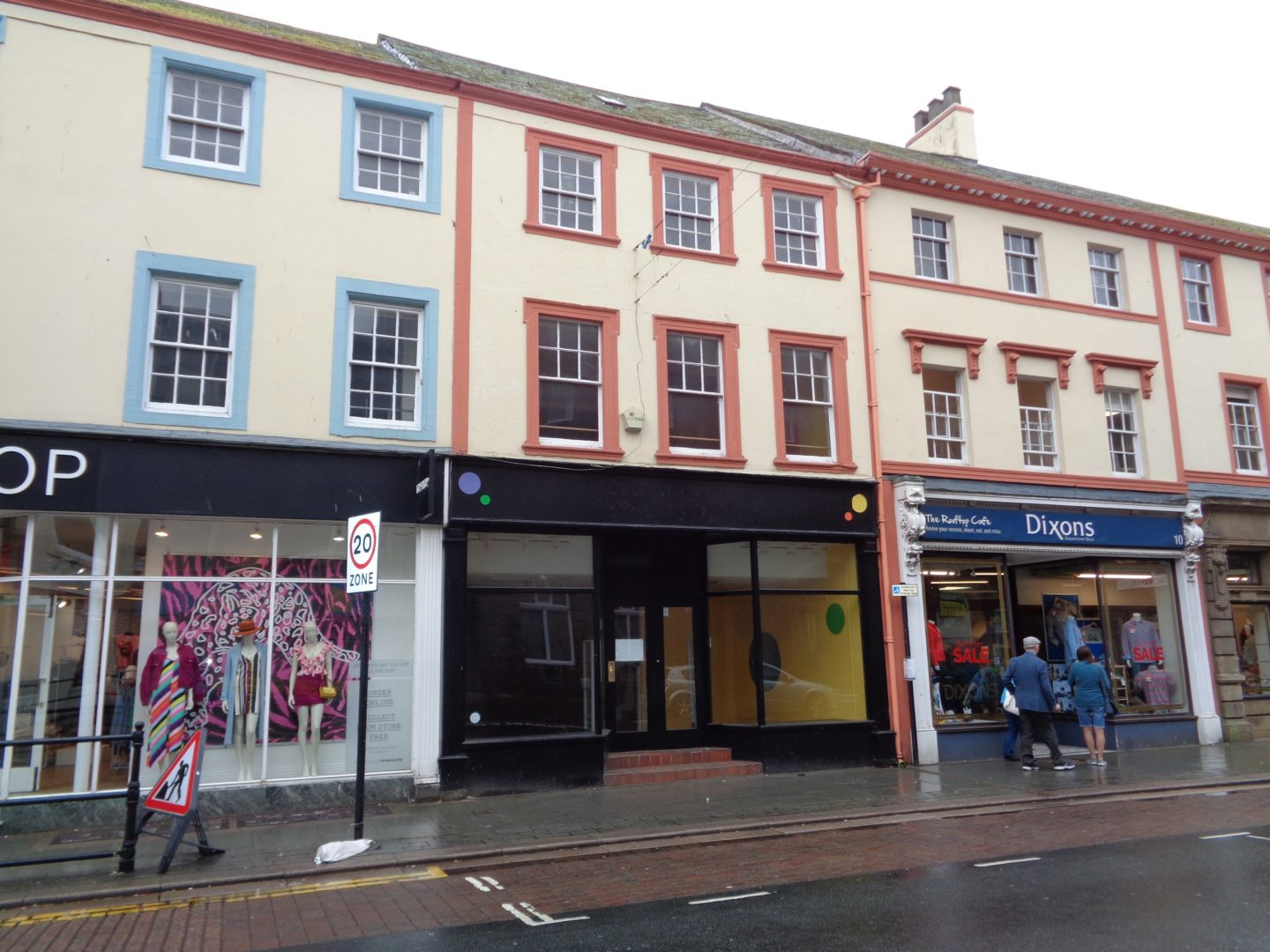 9 Lowther Street, Whitehaven