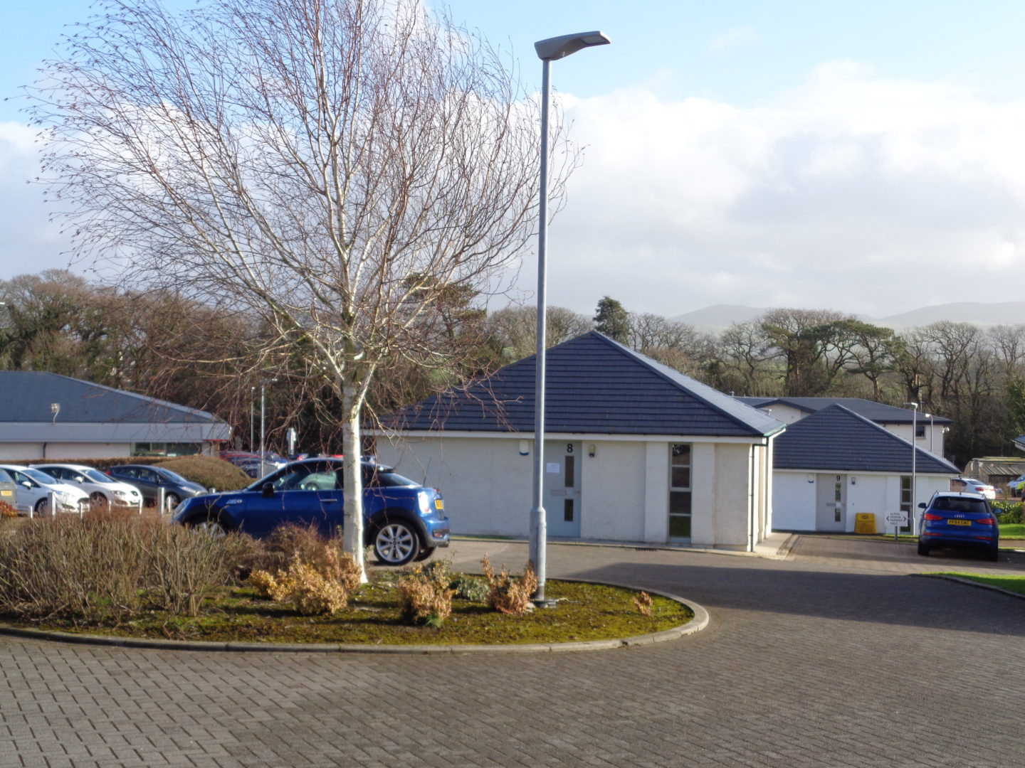 Unit 8, Marvejols Business Park, Cockermouth