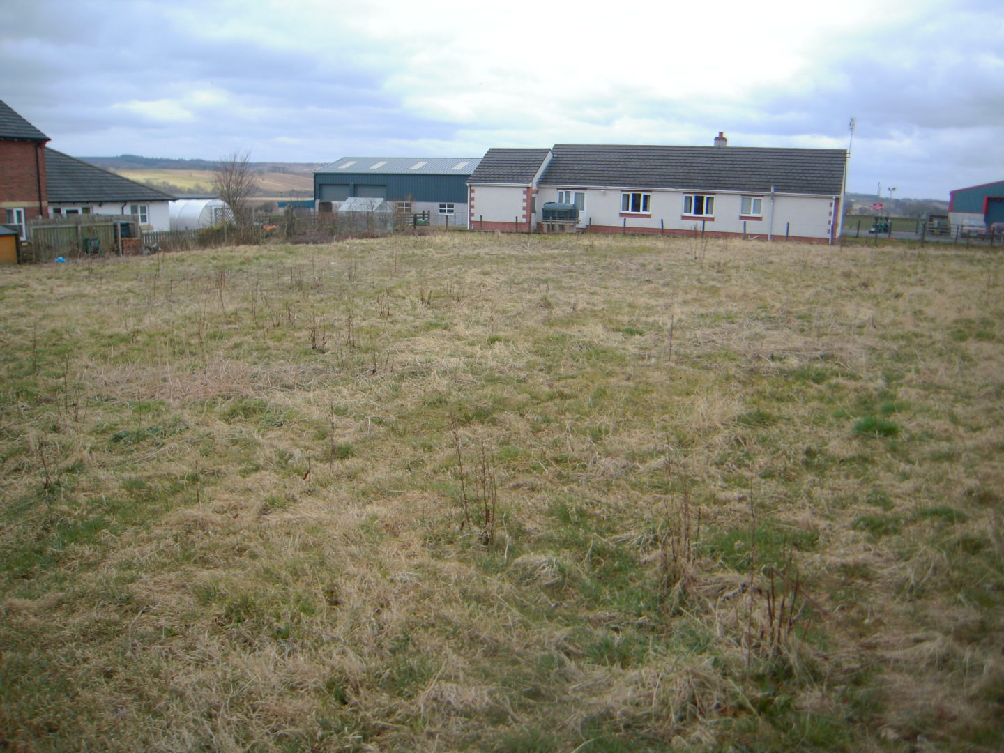 Development Land, Meadowside, Langwathby – UNDER OFFER
