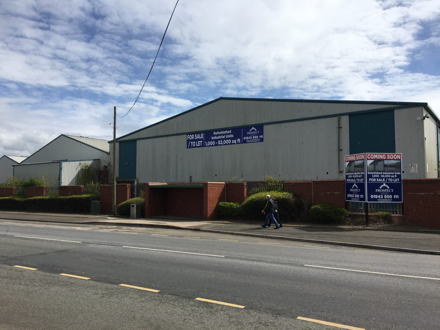 Units at Solway Industrial Estate