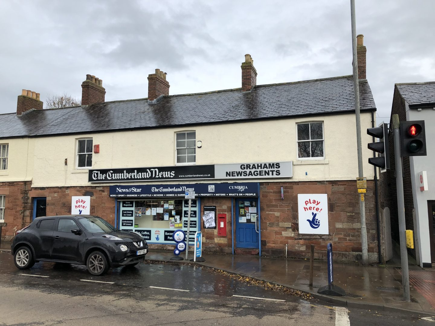 256-260 Kingstown Road, Carlisle – UNDER OFFER