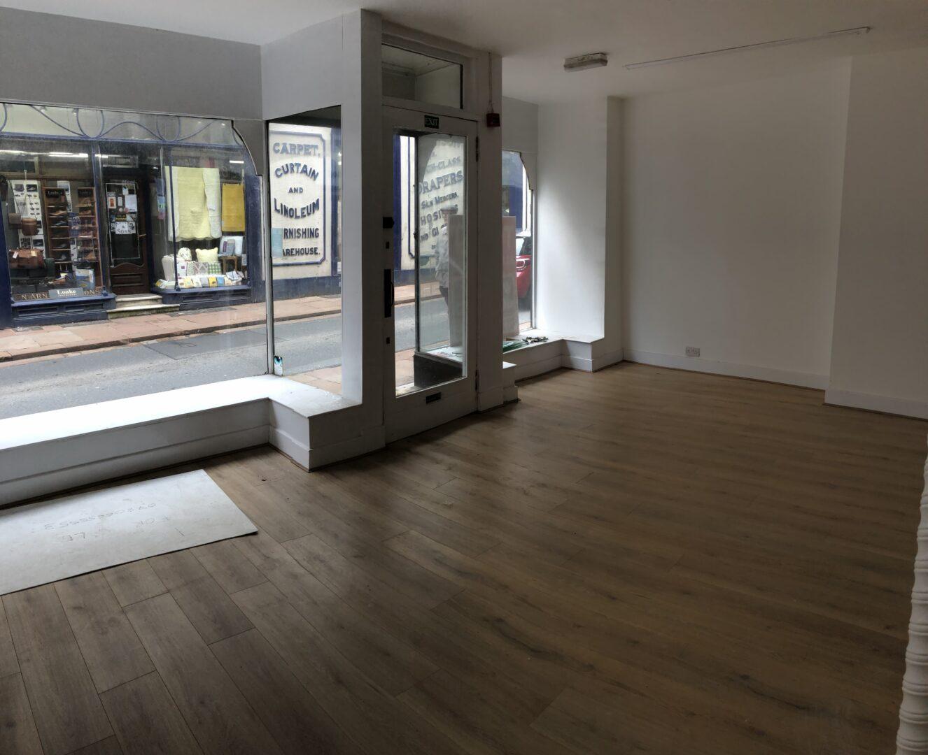 Ground Floor Retail Shop, 14 Devonshire Street, Penrith – UNDER OFFER