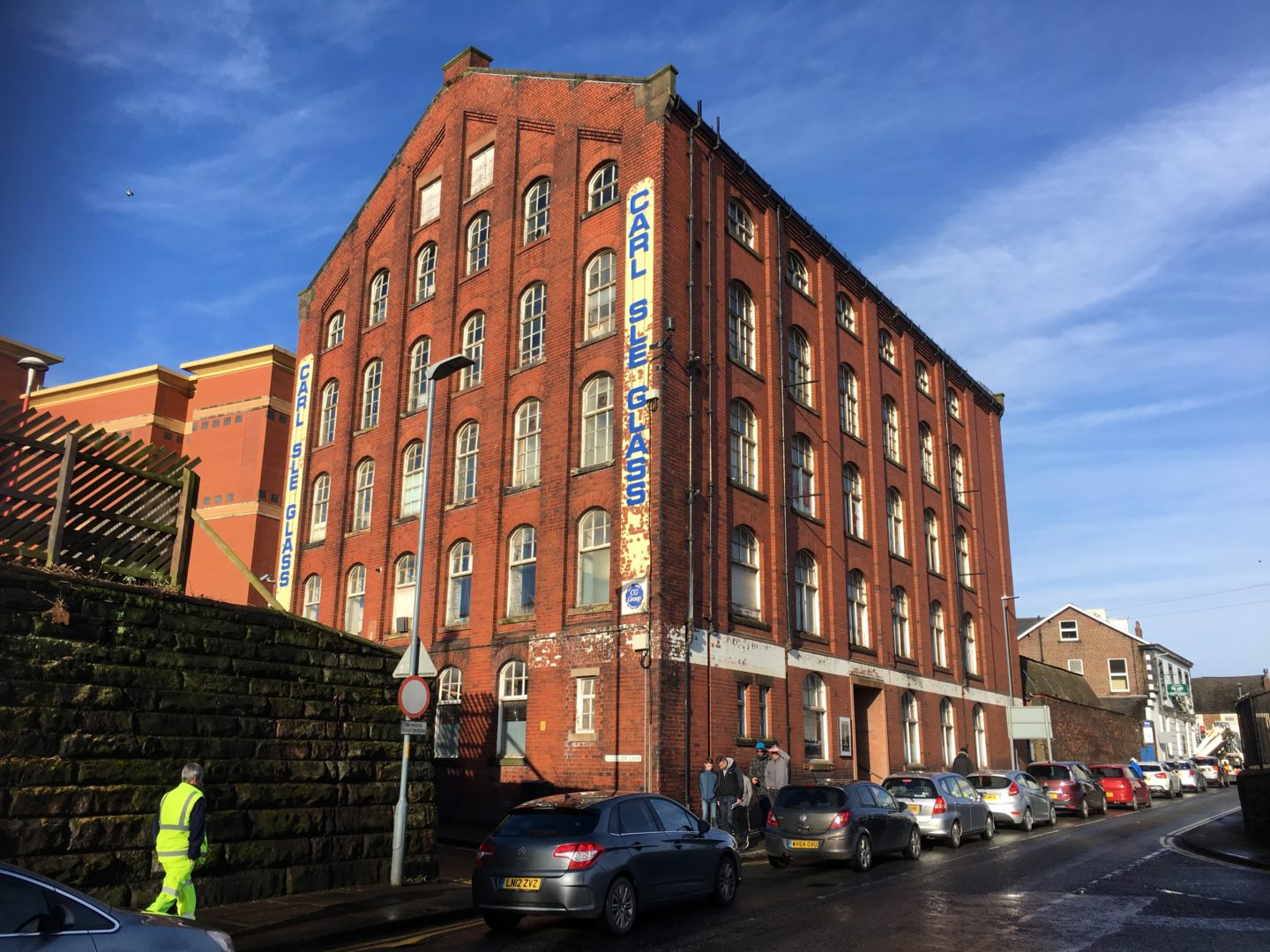Crown Works, Crown Street, Carlisle