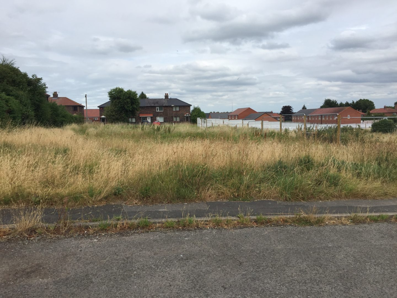 Land at Raffles Avenue, Carlisle