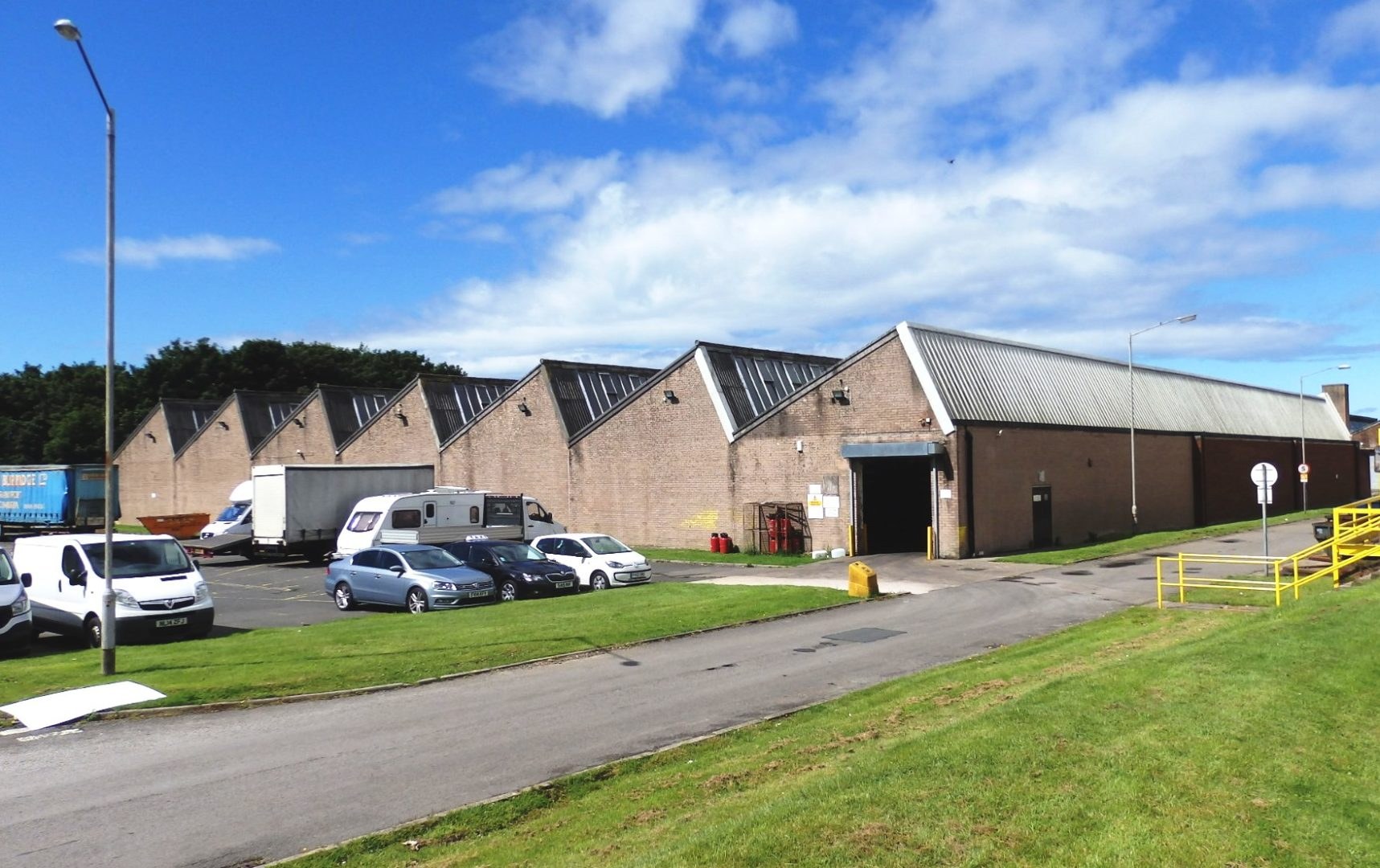 Unit 4, Salterbeck Trading Estate, Workington