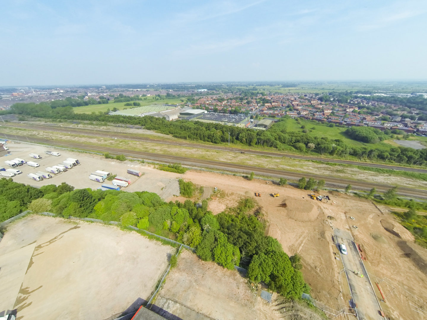 Development Land, Locke Road, Carlisle