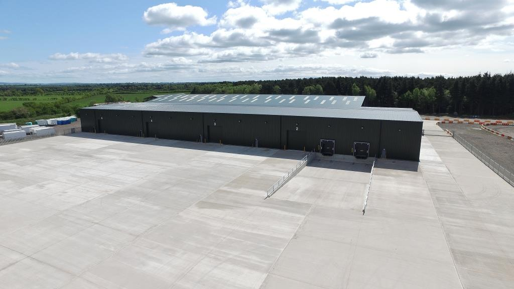 Unit B, Woodlands Industrial Storage Estate, Longtown – UNDER OFFER