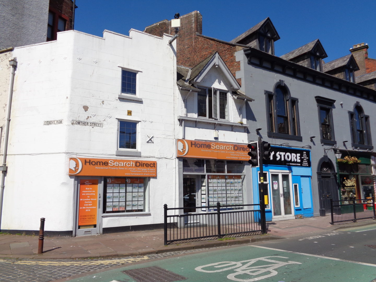 1A-5 Lowther Street, Carlisle – UNDER OFFER