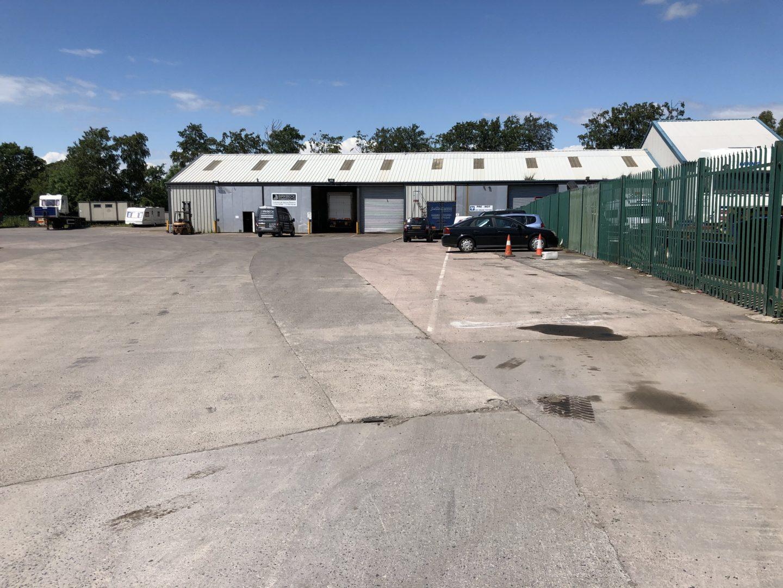 Unit 7, Brisco Burn Business Park, Longtown