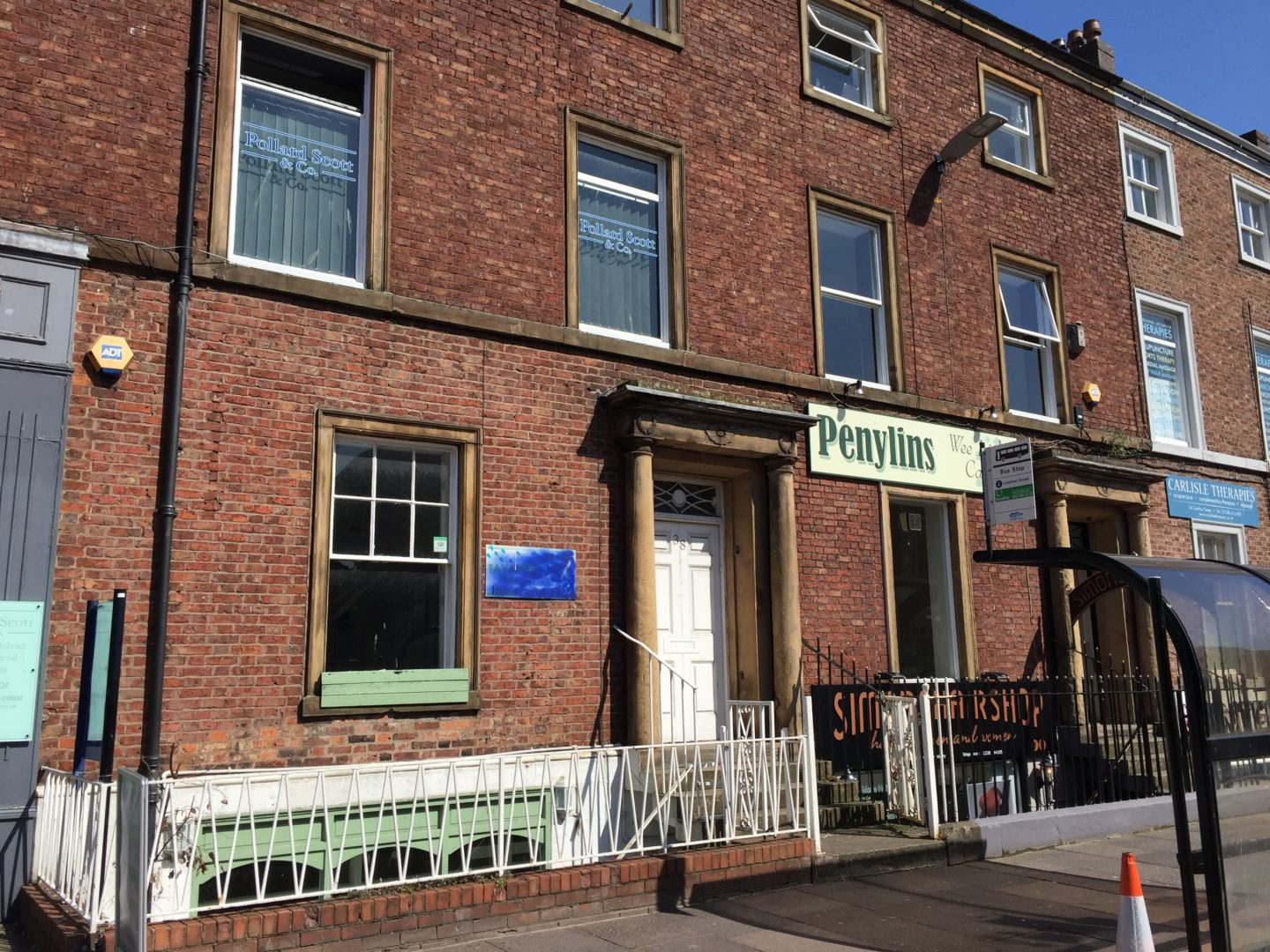 Ground & Lower Ground Floor, 38 Lowther Street, Carlisle