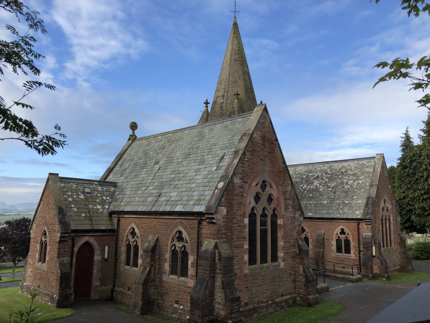 Penrith Cemetery Chapel, Penrith – UNDER OFFER