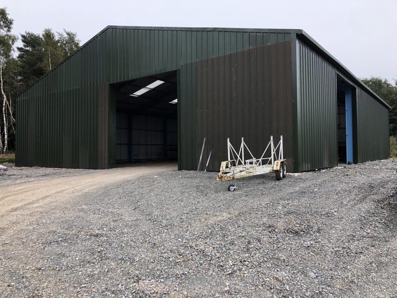 New Workshop, Site 24, Brampton Road, Longtown