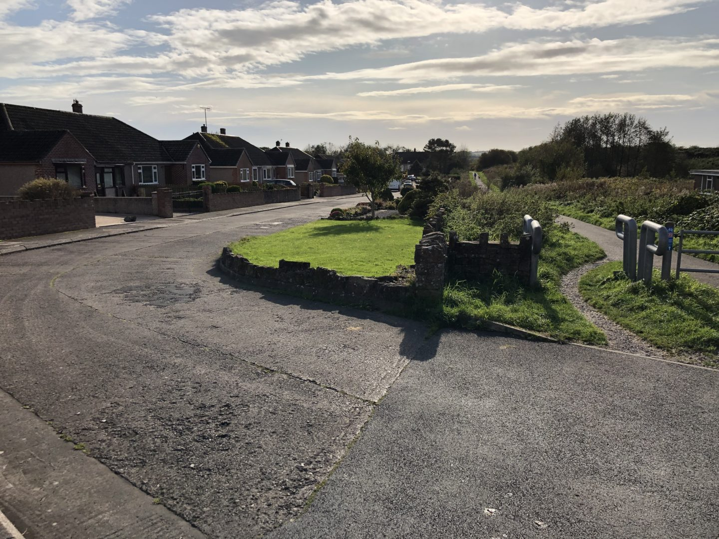 St Bega's Chapel Site, Crossings Close off B5295 (Leconfield Street), Cleator Moor