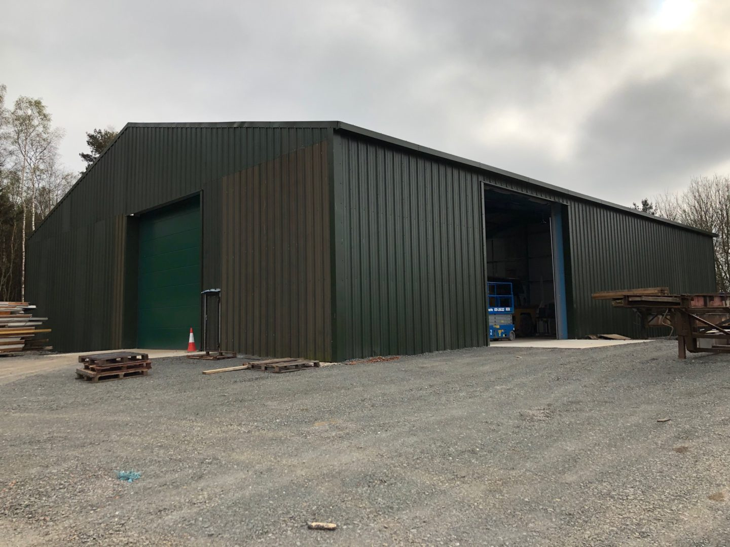 New Workshop, Site 24, Brampton Road, Longtown – LET (SUBJECT TO CONTRACT)
