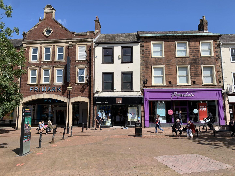 9 English Street, Carlisle