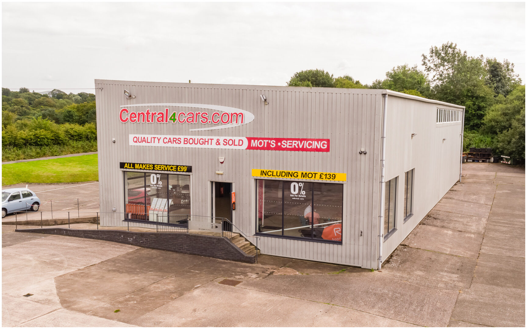 Central, Lillyhall, Workington, Cumbria – SOLD (Subject to Contract)