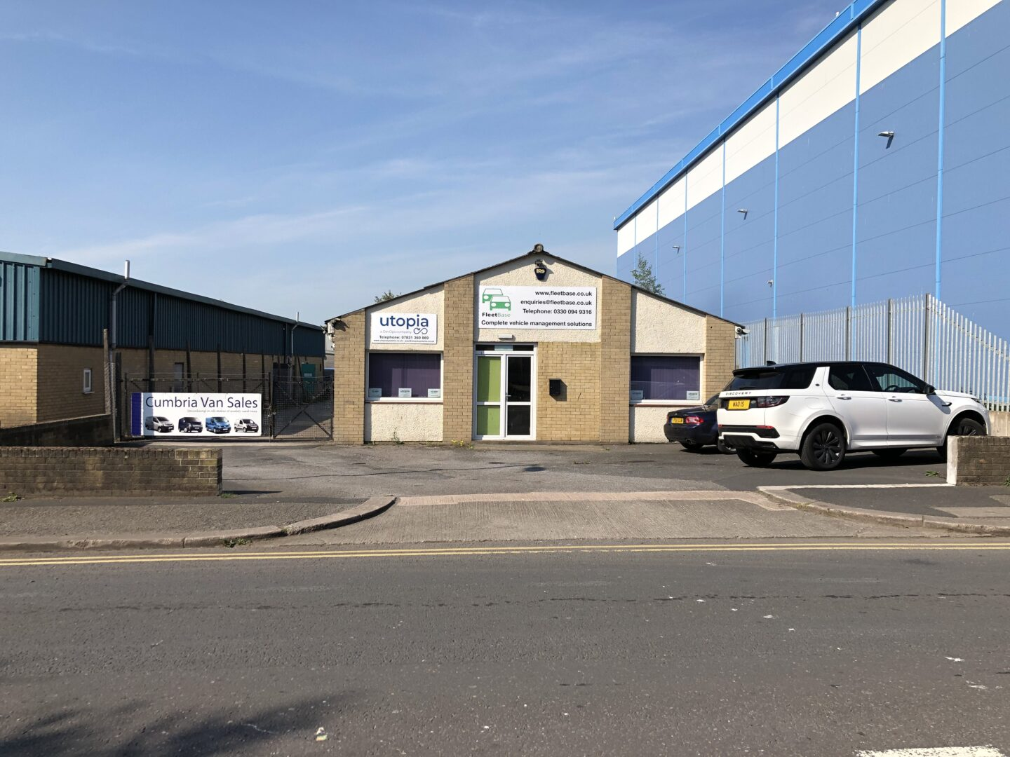 63 Millbrook Road, Kingstown Industrial Estate, Carlisle