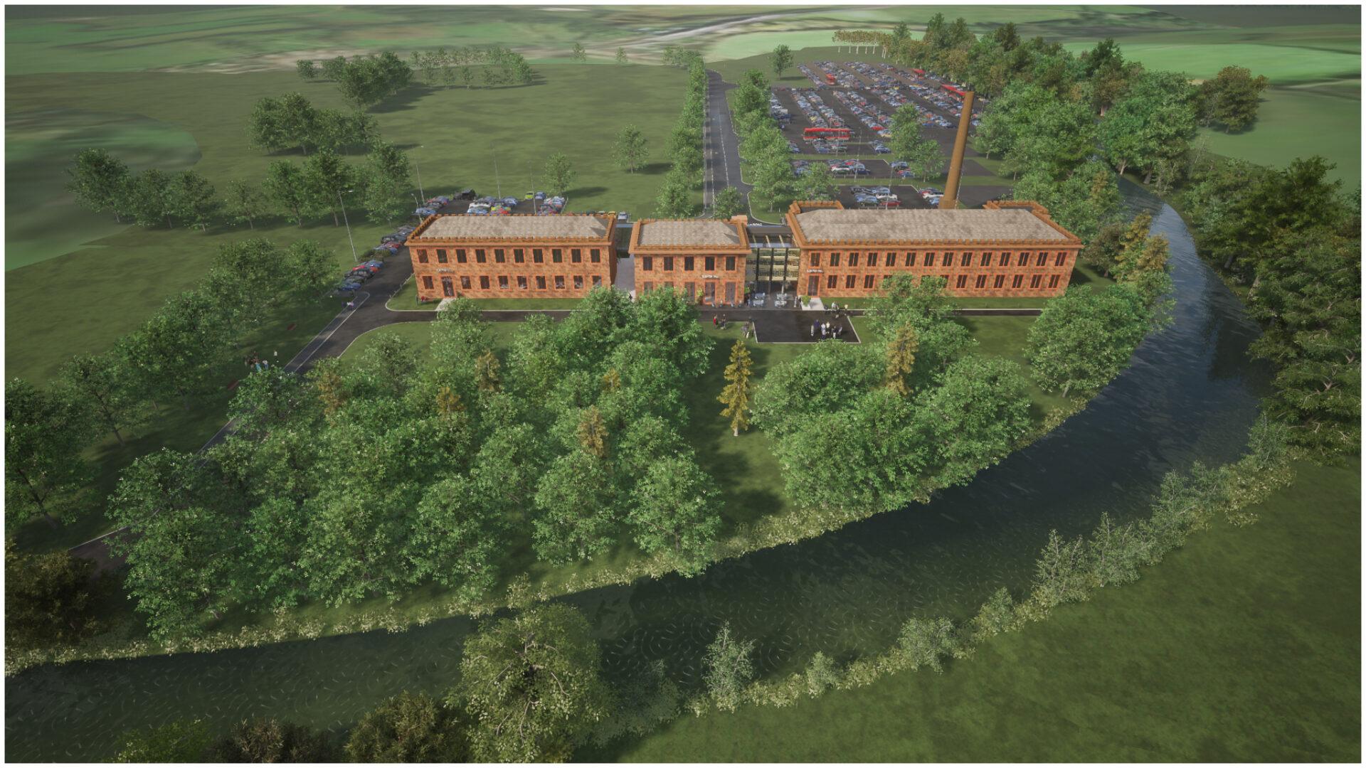 Cleator Mills, Cleator, West Cumbria