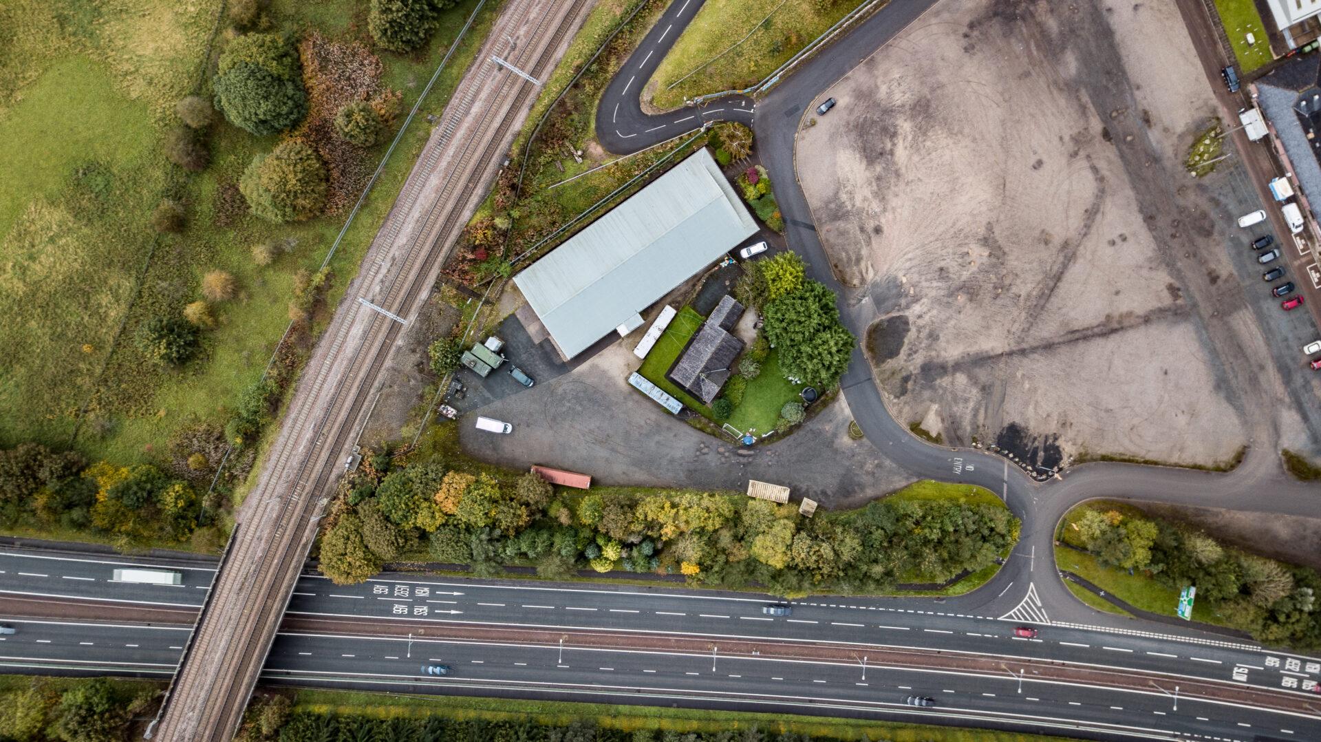 Former Auction Sale Room Premises, Junction 40, Penrith