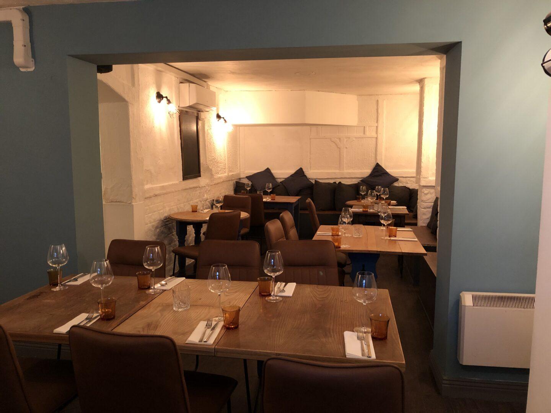 Basement Restaurant, 50-52 Cecil Street, Carlisle