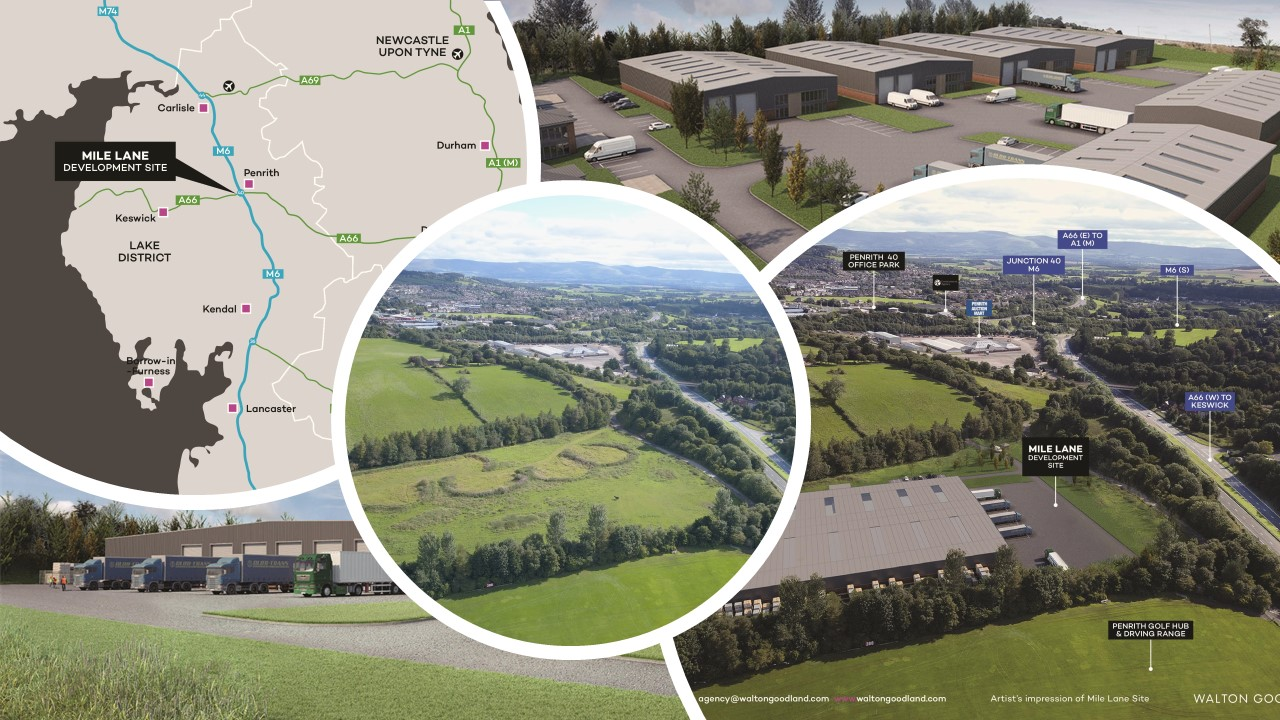 Development Land, Mile Lane, Penrith