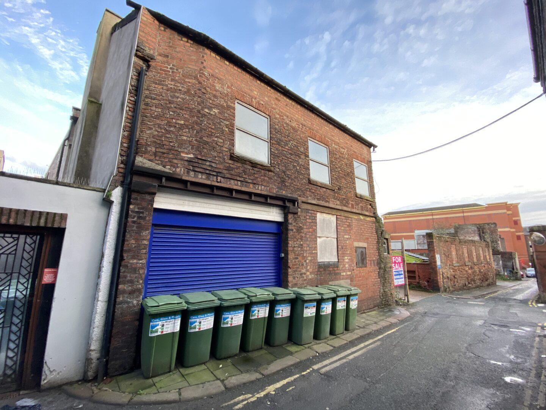 Detached Store, Collier Lane, Carlisle