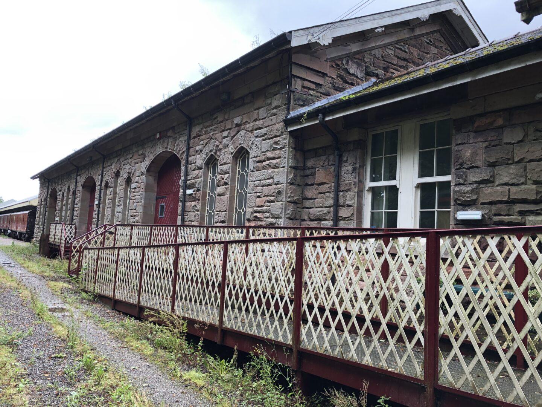 Stone Built Workshop, Appleby Heritage Centre, Appleby