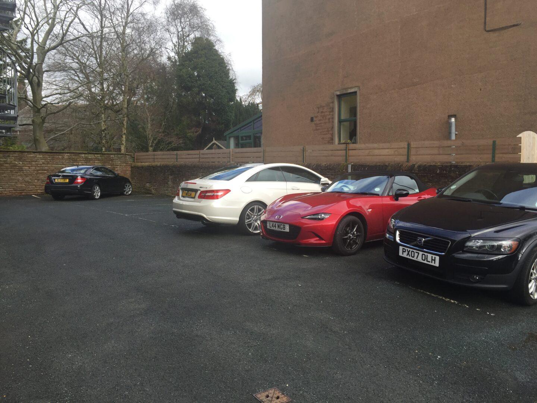 Parking Space, Portland Place, Penrith
