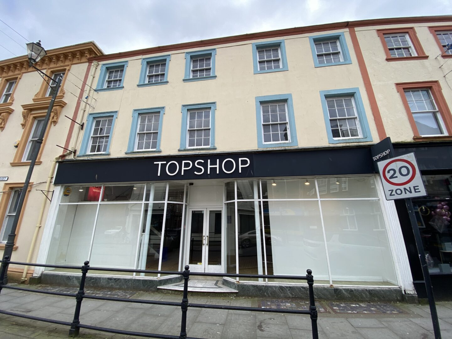 7-8 Lowther Street, Whitehaven