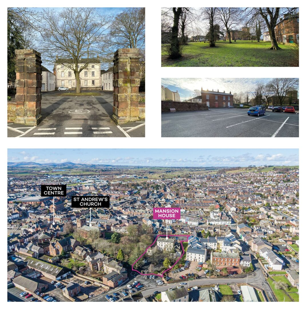 Mansion House, Penrith, Cumbria – UNDER OFFER