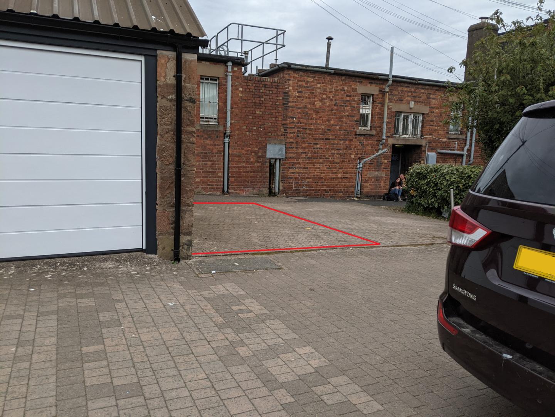 Parking Space, Sutton Yard, Penrith