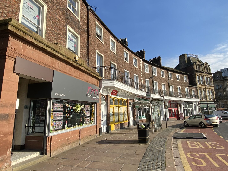 2 The Crescent, Carlisle