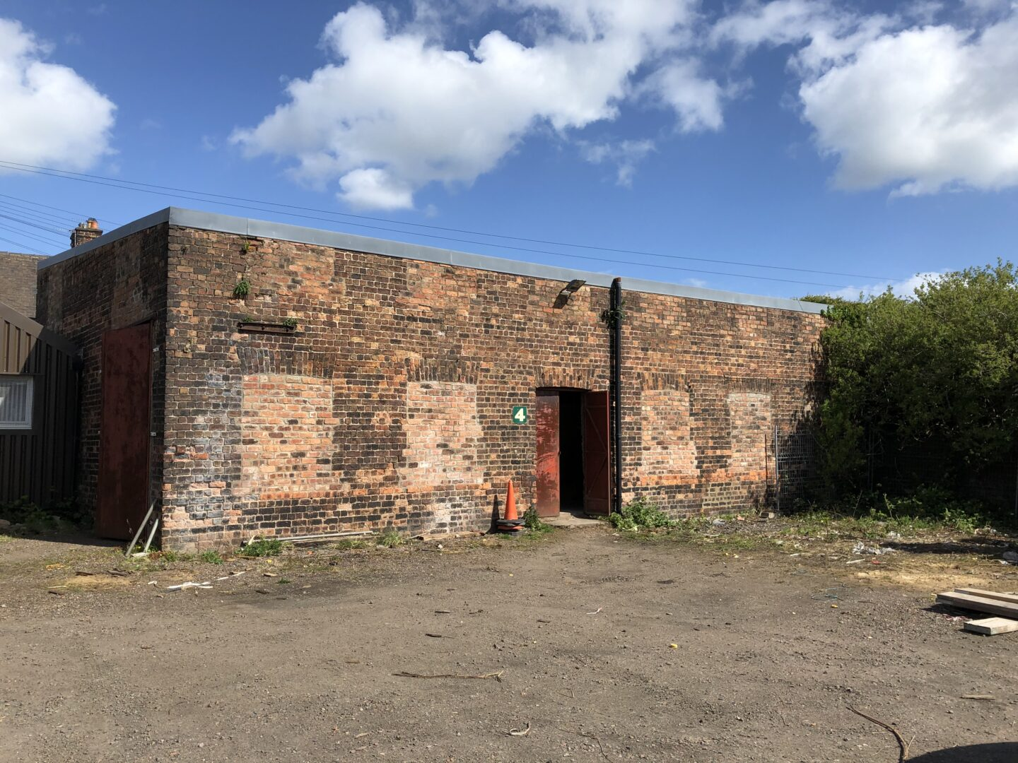 Unit 4, Waterloo Foundry, Carlisle – LET (SUBJECT TO CONTRACT)